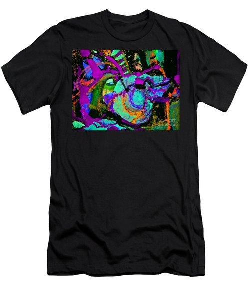 Death Study-5 Men's T-Shirt (Athletic Fit)