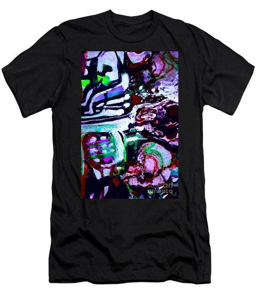 Death Study-6 Men's T-Shirt (Athletic Fit)