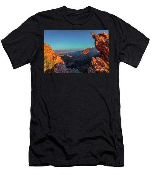 Death Valley 1 Men's T-Shirt (Athletic Fit)