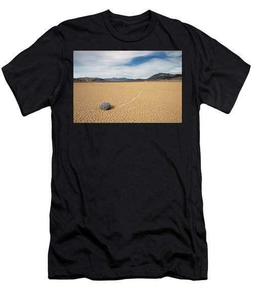 Death Valley Ractrack Men's T-Shirt (Athletic Fit)