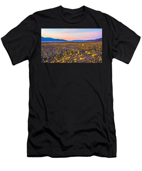 Death Valley Sunset Men's T-Shirt (Athletic Fit)