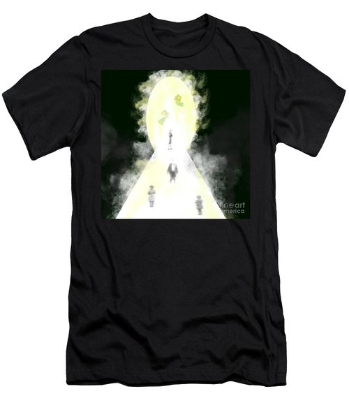 Death's Door Men's T-Shirt (Athletic Fit)