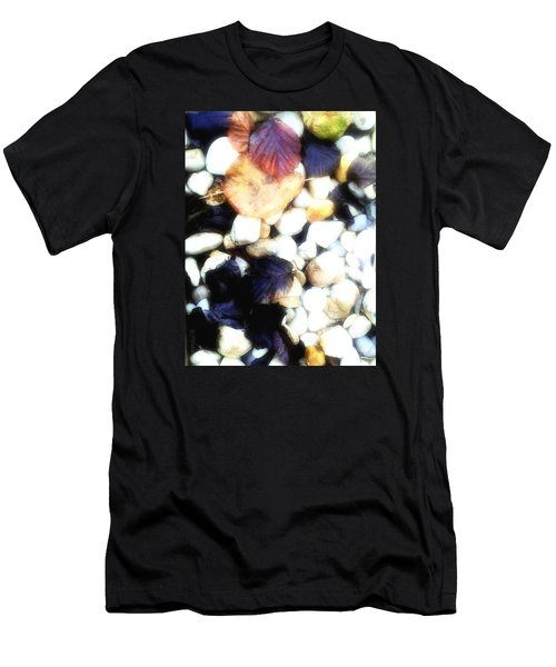 Decaying Leaves Men's T-Shirt (Slim Fit)
