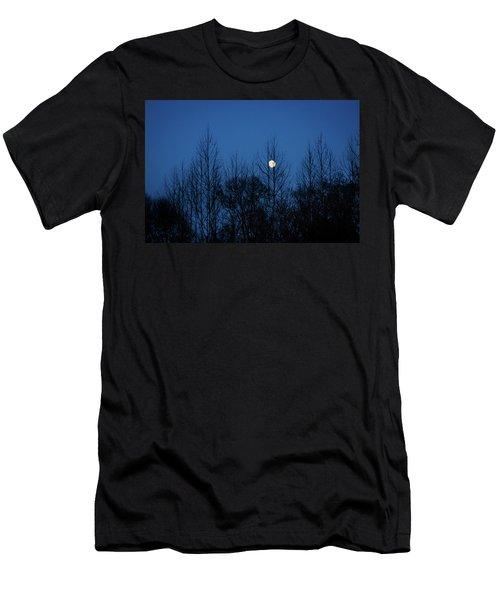 December Moon Men's T-Shirt (Athletic Fit)