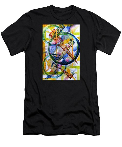 Decisions Men's T-Shirt (Athletic Fit)