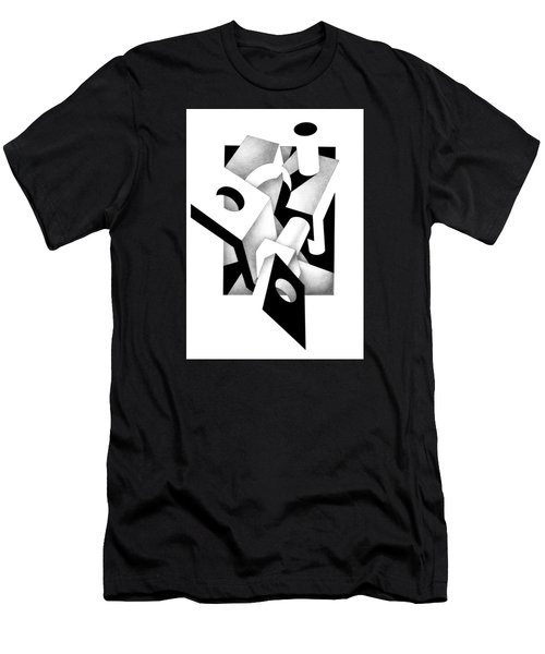 Decline And Fall 2 Men's T-Shirt (Athletic Fit)