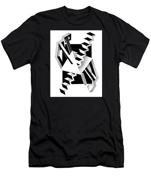 Decline And Fall 3 Men's T-Shirt (Athletic Fit)