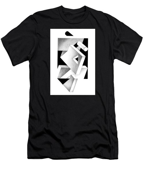 Decline And Fall 4 Men's T-Shirt (Athletic Fit)