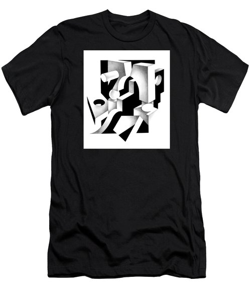 Decline And Fall 5 Men's T-Shirt (Athletic Fit)