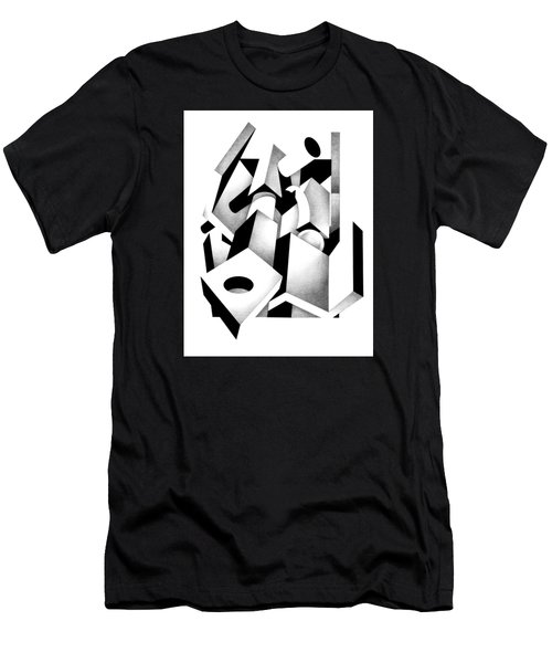 Decline And Fall 6 Men's T-Shirt (Athletic Fit)