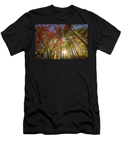 Decorated By Japanese Maple Men's T-Shirt (Athletic Fit)