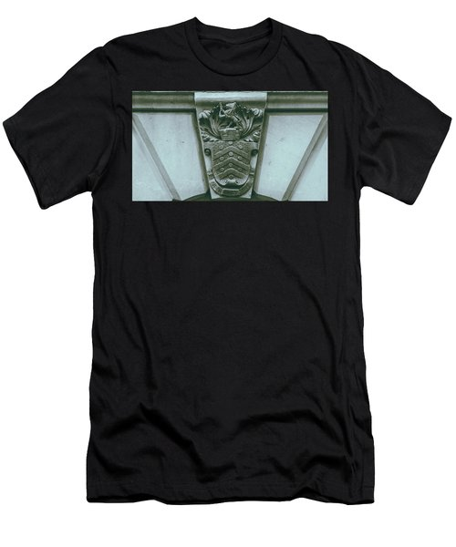 Decorative Keystone Architecture Details C Men's T-Shirt (Athletic Fit)