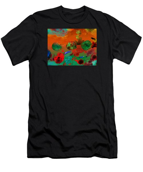 Deep In The Sea Men's T-Shirt (Athletic Fit)