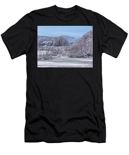 Deep In The Swamp Men's T-Shirt (Athletic Fit)
