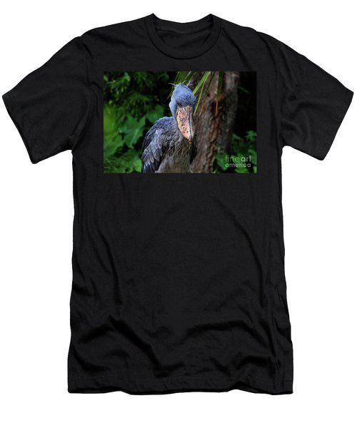 Deep In Thought Men's T-Shirt (Athletic Fit)