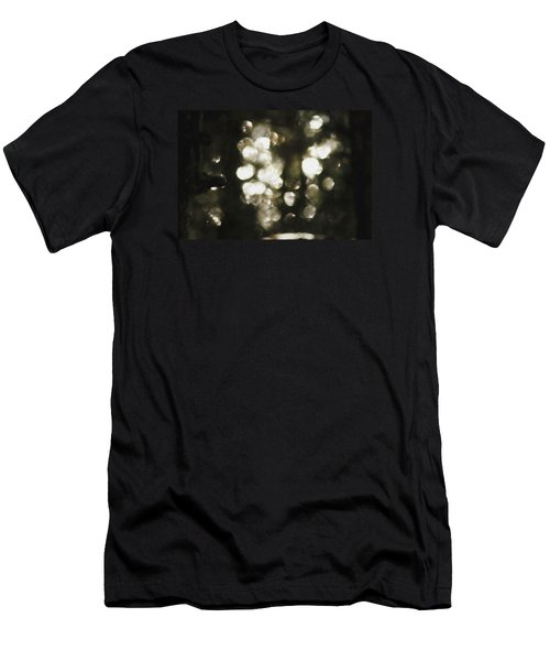 Men's T-Shirt (Athletic Fit) featuring the photograph Deep In Woods by Yulia Kazansky
