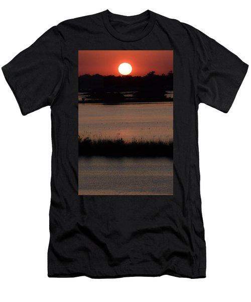 Deep Louisiana Men's T-Shirt (Slim Fit) by John Glass