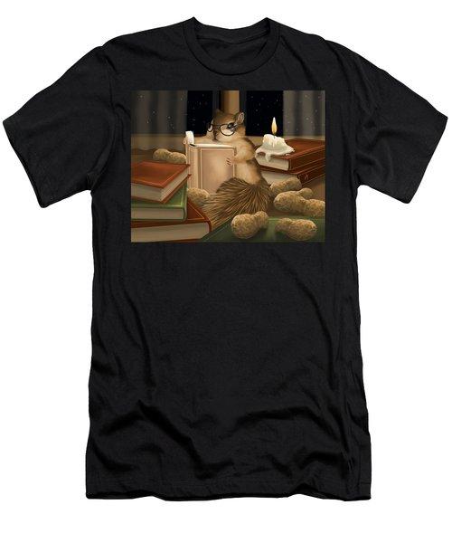 Deep Study Men's T-Shirt (Athletic Fit)
