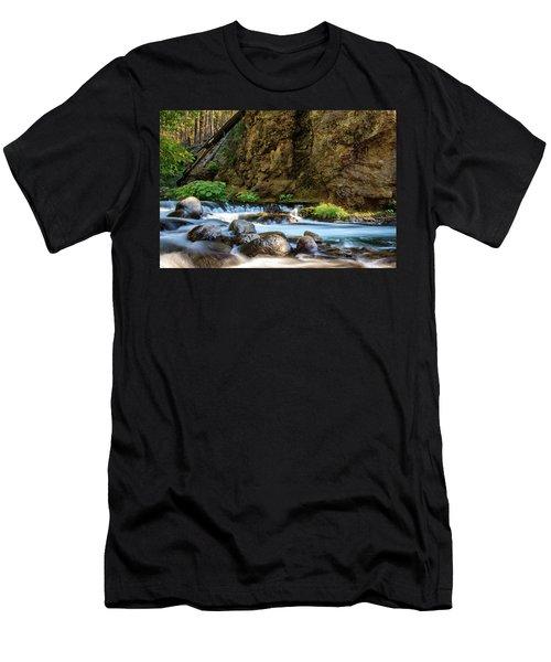 Deer Creek Men's T-Shirt (Athletic Fit)