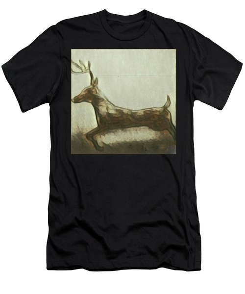 Deer Energy Men's T-Shirt (Athletic Fit)