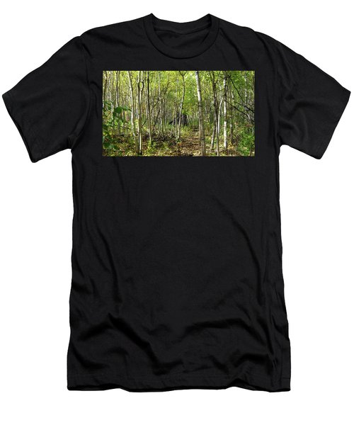 Deer Hide Men's T-Shirt (Athletic Fit)