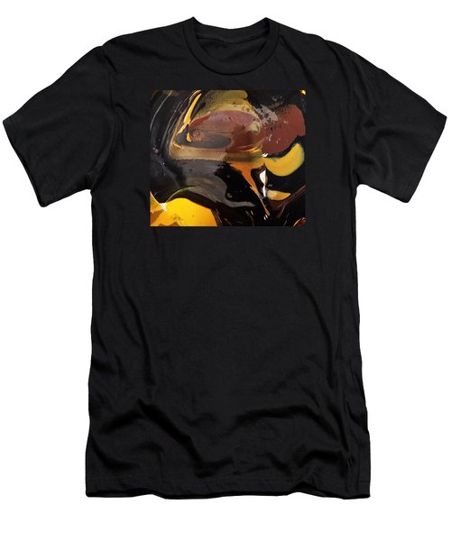 Defender Of The Universe Eating Sour Cream Men's T-Shirt (Athletic Fit)