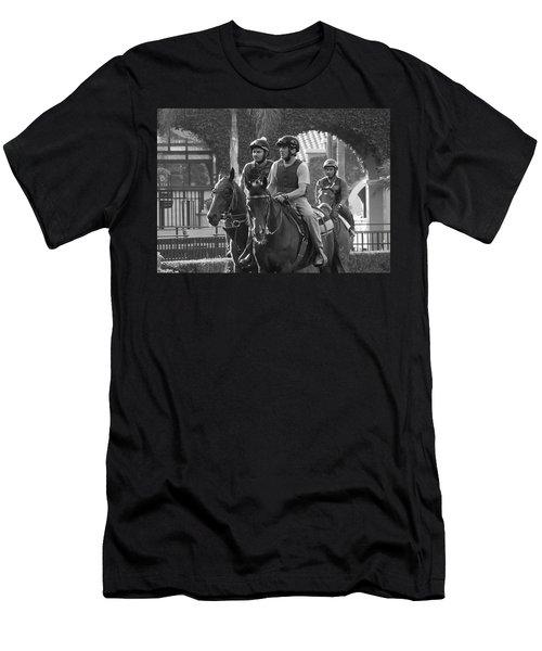 Del Mar Morning Men's T-Shirt (Athletic Fit)