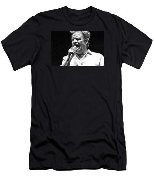 Delbert Mcclinton Sings The Blues Men's T-Shirt (Athletic Fit)