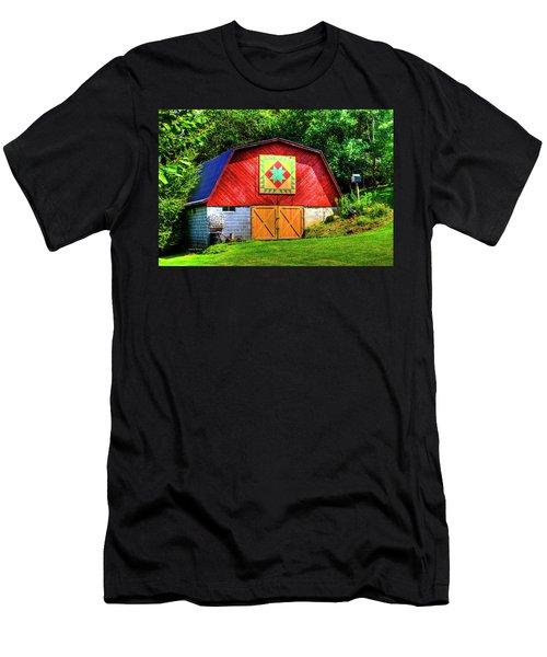 Delectable Mountains Men's T-Shirt (Athletic Fit)