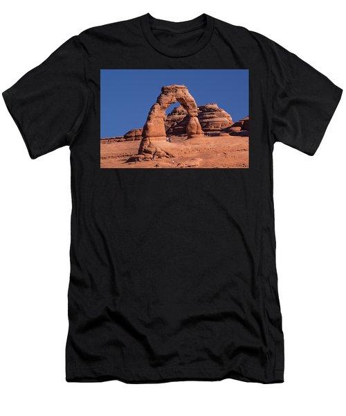 Delicate Arch - 8574 Men's T-Shirt (Athletic Fit)