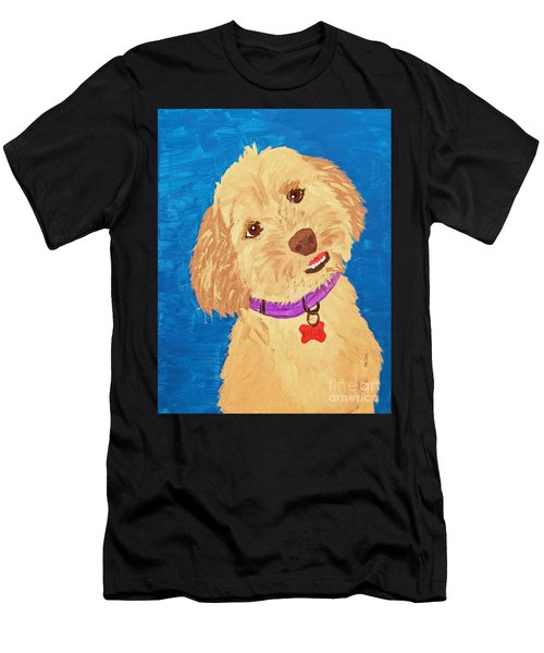 Della Date With Paint Nov 20th Men's T-Shirt (Athletic Fit)