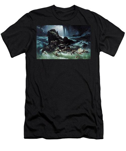 Deluge Men's T-Shirt (Athletic Fit)