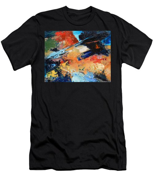 Demo Sketch Men's T-Shirt (Athletic Fit)