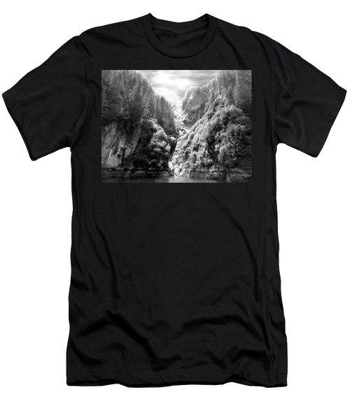 Denali National Park 2 Men's T-Shirt (Athletic Fit)