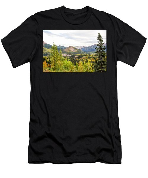 Denali National Park Landscape No 2 Men's T-Shirt (Athletic Fit)