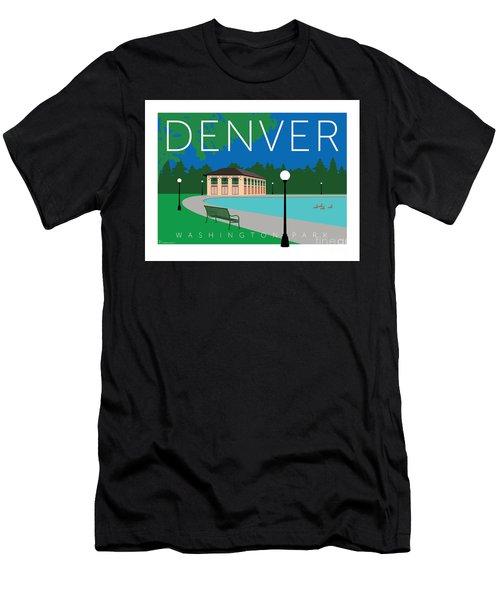 Denver Washington Park Men's T-Shirt (Athletic Fit)