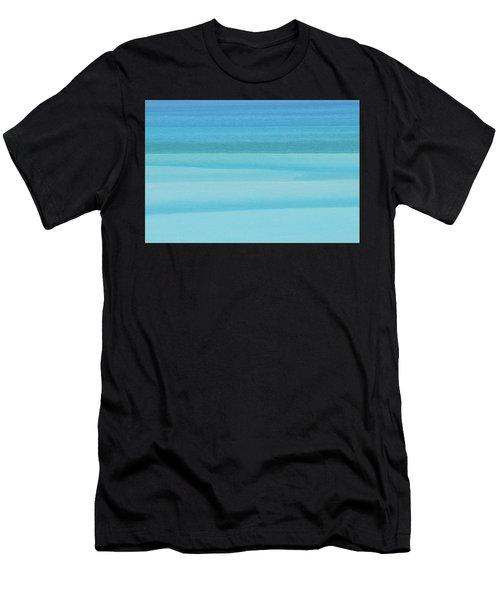 Depth Perception Men's T-Shirt (Athletic Fit)
