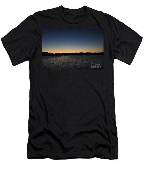 Descending  Men's T-Shirt (Slim Fit) by Jamie Lynn