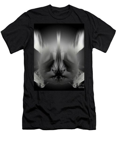 Descent Men's T-Shirt (Slim Fit) by Clayton Bruster