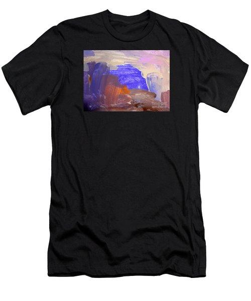 Desert By Hannah Men's T-Shirt (Athletic Fit)