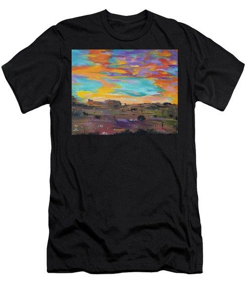 Desert Finale Men's T-Shirt (Athletic Fit)