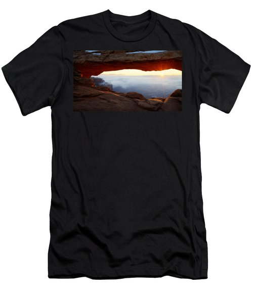 Desert Fog Men's T-Shirt (Athletic Fit)