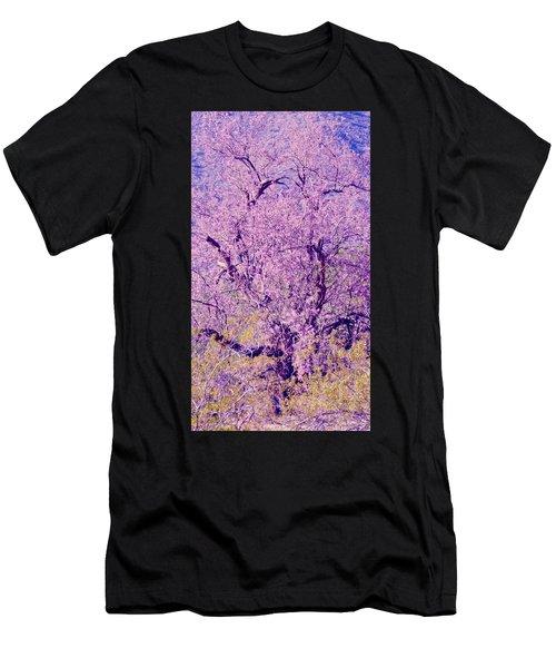 Desert Ironwood  Beauty 2 Men's T-Shirt (Athletic Fit)