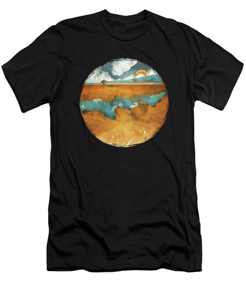 Desert Lake Men's T-Shirt (Athletic Fit)
