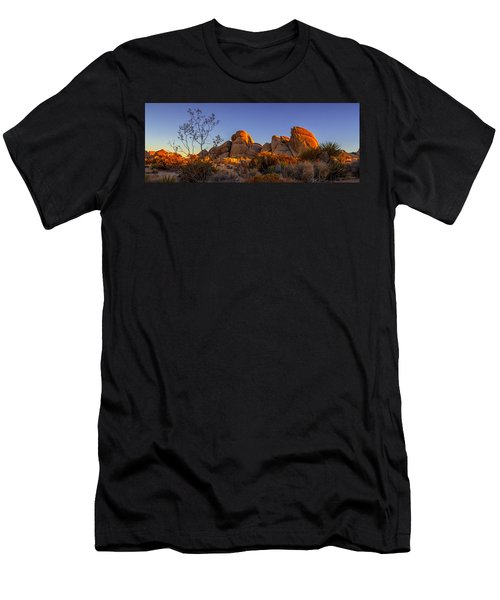 Desert Light Men's T-Shirt (Athletic Fit)