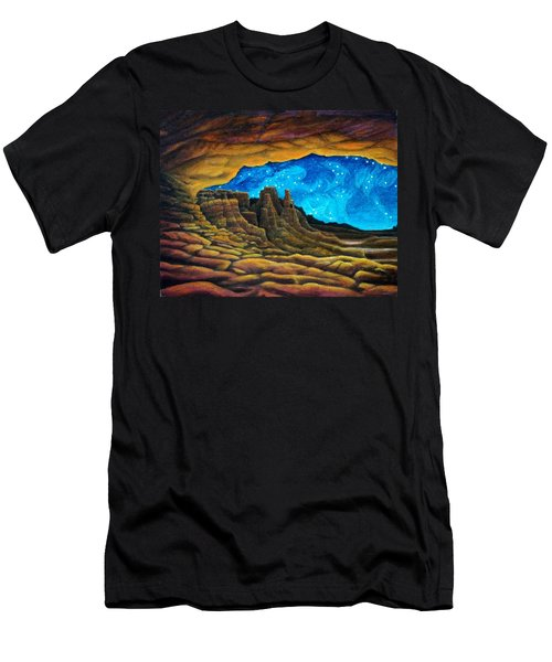 Desert Men's T-Shirt (Athletic Fit)
