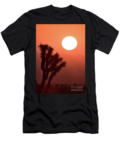 Desert Sunrise Men's T-Shirt (Athletic Fit)
