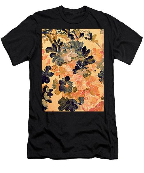 Designing Flowers Men's T-Shirt (Athletic Fit)