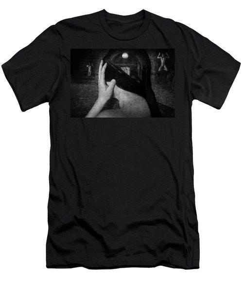 Desire No. 10 Men's T-Shirt (Athletic Fit)
