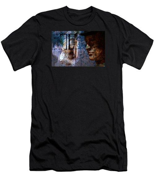 Z - Marked For Deletion Men's T-Shirt (Athletic Fit)